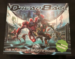 Dreadball 2 Kickstarter - Striker Pledge - Pristine Condition