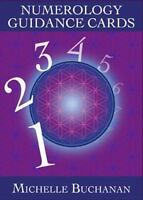 Numerology Guidance Cards: A 44-Card Deck and Guidebook (Cards)