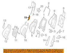 MERCEDES OEM 10-14 E350 Front Seat-Headrest Motor 2079700126