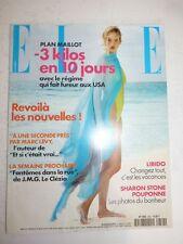 Magazine mode fashion ELLE French #2844 3 juillet 2000