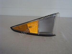 NOS OEM Buick Skylark Front Signal Marker Lamp w/Black Bezel 1992 - 93 Left Hand