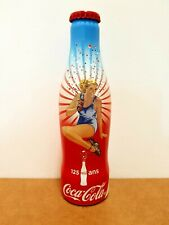 "COKE BOTTLE COCA-COLA ""125 YEARS PIN-UP"" (FRANCE) 2011"