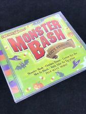 New Sealed Halloween Monster Bash Party 20 Songs Music CD by Drew's Famous