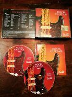 Rock Guitar Jimi Hendrix/Jimmy Page/Santana/Bonamassa/Vaughan 2x Cd Eccellente