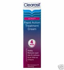 3 x Clearasil Ultra Rapid Action Treatment Cream 25ml