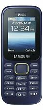 Samsung Guru Music 2 (Blue) Feature Phone Cell Phone,Keypad Phone,Mobile Phone
