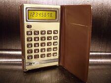 Calculatrice calculator APF 1948A 1980's vintage