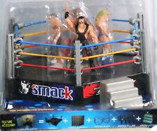 Eso huele DOWN RAW luchador Superstar lucha Anillo Conjunto De Figuras De Acción Wwe Lucha Libre