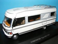 Hymermobil 650 Motor Home A Class  Mercedes Benz Chassis 1985 IXO 1:43 rd.Scale