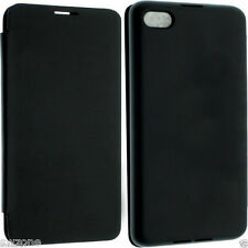 Per BlackBerry Z30 Batteria Posteriore Pelle Custodia Wallet flip COVER SMART SW03