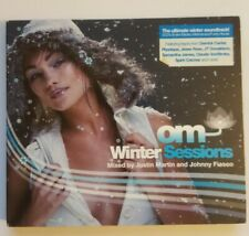 OM WINTER SESSIONS (2CD) Mixed by Justin Martin And Johnny Fiasco, Electronica