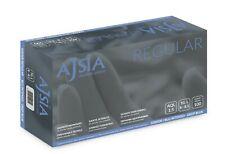 Guanti in nitrile monouso Blu sensibili no polvere box 100 Pz.Tg. L