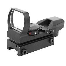 Ottica Mirino Punto Rosso Verde Red Dot per Softair Olografico 15x35 Js-Tactical