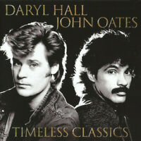 Daryl Hall & John Oates Timeless Classics (2017) CD Neu / Verpackt