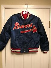 Vintage Kids Youth Atlanta Braves Starter Jacket Medium
