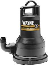 Wayne VIP25 1/4 HP Non-Clogging Utility Sump Pump