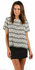 Collarless Waist Length Formal Polyester Women's Tops & Shirts
