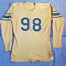 1930-40s Rawlings Game Used Football Durene Jersey