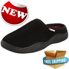 Tamarac by Slippers International Mens Sandal Irish Clog Slipper Black 11 M US