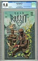 Dead Rabbit #1 CGC 9.8 Big Time Collectibles Edition Variant Cover Recalled
