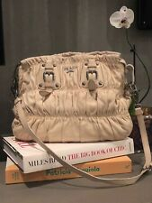 Authentic Prada Nappa Gaufre Handbag