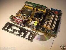 ASUS P5VD2-VM SE, REV: 2.01G, LGA 775, VIA Motherboard +Core 2 Duo 6420+1Gb+IO