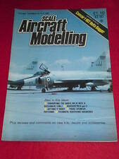 SCALE AIRCRAFT MODELLING - F102 DELTA DAGGER - July 1985 Vol 7 # 10