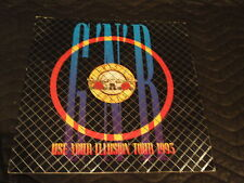 Guns N Roses Use Your Illusion Tour 1993 Original Concert Program VG- Rare