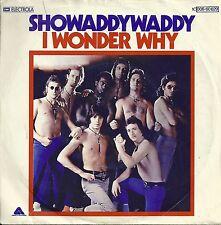 "Showaddywaddy-I wonder why (1978) 7"" GERMANY"
