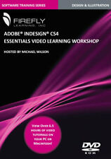 Adobe Indesign CS4 Essentials Video Training Tutorial