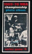1970 TOPPS CHAMPIONSHIP PHOTO ALBUM GAME #6   WILT CHAMBERLAIN   NM  #173   1617