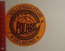 Autocollant/sticker: volleyballclub Polaris Helmond (291216178)