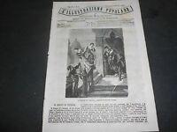 1871 BRAVO DI VENEZIA VIENNA LA SPEZIA FEZZANO PORTO VENERE CACCIA AFRICA