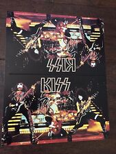 Kiss Love GunTour 1978 Promo photo from Army Kit Press Kit Gene Simmons