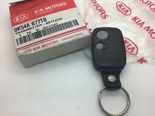 New Genuine KIA Carnival Remote Car Key Fob Plip Alarm Sedona Locking 0K54A677T0