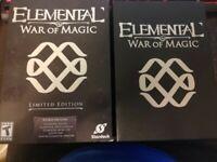 Elemental: War of Magic -- Limited Edition (PC, 2010)