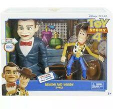 Disney Pixar Toy Story 4 Benson and Woody 2 Pack - Oh hand ready to ship * WOW