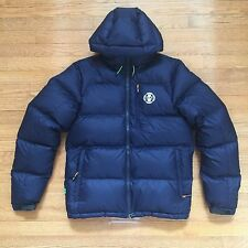 Polo Ralph Lauren Sport RLX Down Puff Jacket Size S, NWT, French Navy
