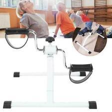 MINI Home Bike Gamba Braccio EXERCISER CICLO PEDALE fitness esercizio Indoor passo-passo