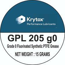 Krytox GPL 205 Grade 0 Switch Lube Linear Switch 205g0 15 Gram, Brush+ KeyPuller