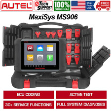 Autel WIFI Scanner Maxisys MS906 Automotive Diagnostic Scan Tool ECU Key Coding