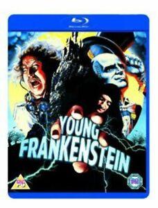 Young Frankenstein [Blu-ray] [1974] [DVD][Region 2]