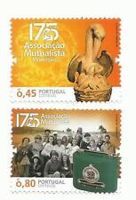 Portugal 2015 - 175 years Mutualist Association Montepio set MNH