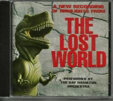 New Recording of Highlights from The Lost World Cd Ray Hamilton Orchestra