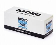 Ilford Delta 100 Professional 120 Fine Grain Black & White Film, 1743399