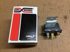 New Borg Warner Starter Relay S693