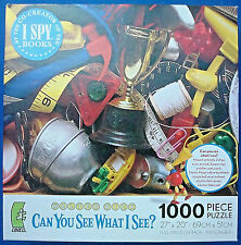 jigsaw puzzle 1000 pc Walter Wick Can You See What I See? Junk Drawer Seymour