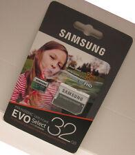 Samsung 32GB Micro EVO select C2 HD SD card fo YUNEEC Q500 4K Typhoon Quadcopter