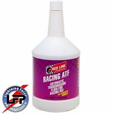 RED LINE SYNTHETIC OIL 30504 RACING ATF D4 12 QUARTS 1 CASE AUTOMATIC TRANSMISS