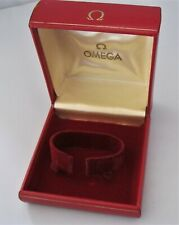 Genuine Vintage 70's Mans Omega Presentation Watch Box Good Condition No Reserve